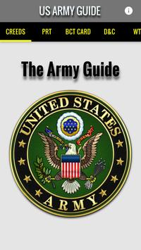 old army guide poster
