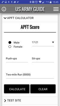 Army Guide apk screenshot