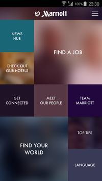 Marriott Jobs In Europe poster