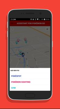 Assistant For Pokémon GO apk screenshot