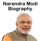 Narendra Modi Biography icon