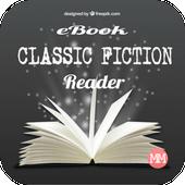Ebook Classic Fiction Reader icon