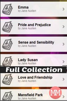 Ebook Jane Austen Reader apk screenshot