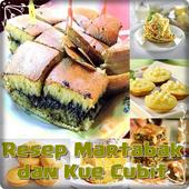 Resep Martabak & Kue Cubit icon