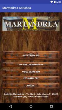 Martandrea Antichità poster