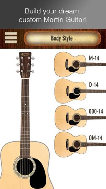 martin guitar tuner apk download free music audio app for android. Black Bedroom Furniture Sets. Home Design Ideas