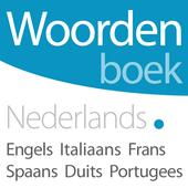 Woordenboek - 6 talen vertalen icon