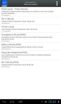 Biblia românească Cornilescu apk screenshot