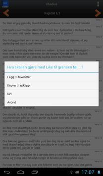 Det Norsk Bibelselskap apk screenshot