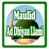 Maulid Ad Dhiya-u Llami' icon
