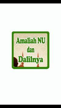 Amaliah NU dan Dalilnya poster