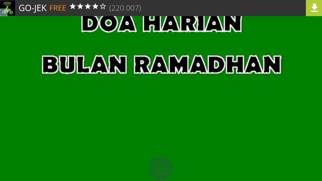 Kumpulan Doa Harian Ramadhan apk screenshot