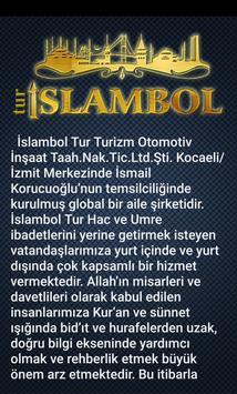 İslambol Turizm poster