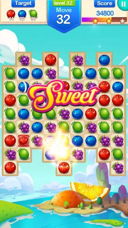 Fruit Mania Game Free Download