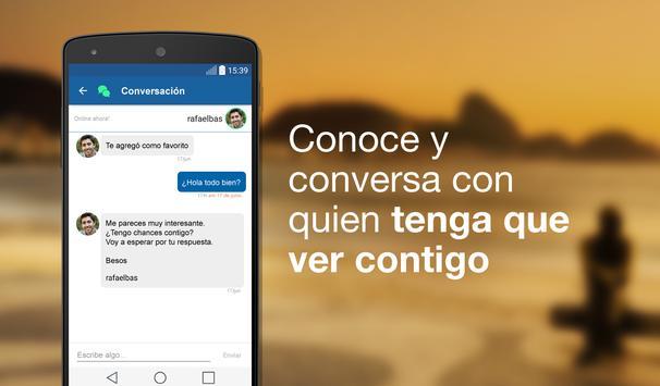 Match.com - Relaciones serias apk screenshot