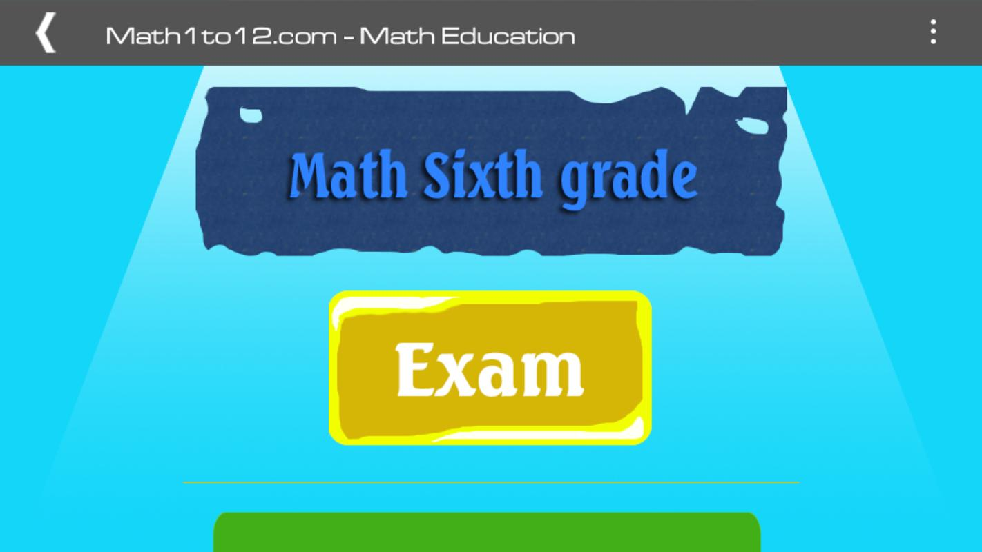 Free casino games online 6th grade math help : Online Casino Portal