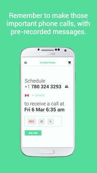 Future Phone Call apk screenshot