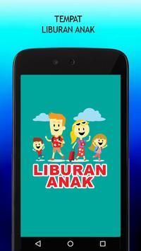 Tempat Liburan Anak poster