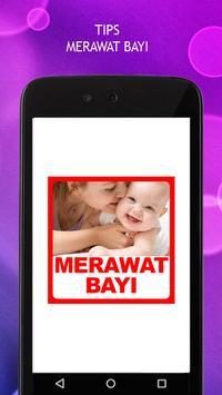 Tips Cara Merawat Bayi poster