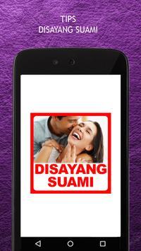 Tips Cara Disayang Suami poster