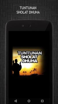 Tuntunan Sholat Dhuha poster