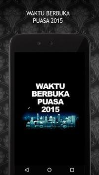 Waktu Berbuka Puasa 2015 poster
