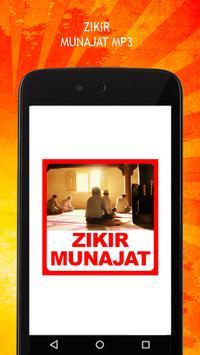 Zikir Munajat MP3 poster