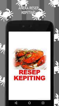 Aneka Resep Kepiting poster