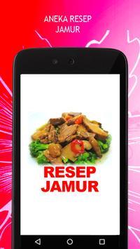 Aneka Resep Jamur poster