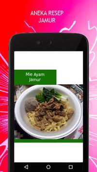 Aneka Resep Jamur apk screenshot