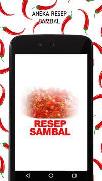 Aneka Resep Sambal poster