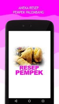 Aneka Resep Pempek Palembang poster