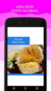 Aneka Resep Pempek Palembang apk screenshot