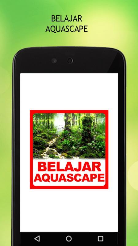 Using APKPure App to upgrade Belajar Aquascape , fast, free and save ...