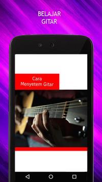 Belajar Gitar apk screenshot