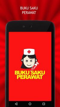 Buku Saku Perawat poster