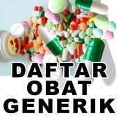 Daftar Obat Generik Terlengkap icon