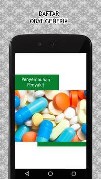 Daftar Obat Generik Terlengkap apk screenshot