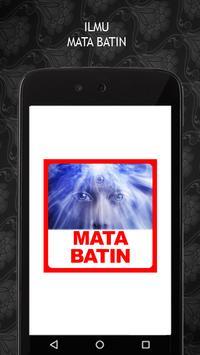 Ilmu Mata Batin poster