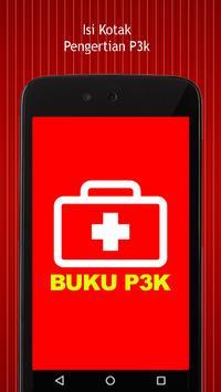 Isi Kotak & Pengertian P3K poster