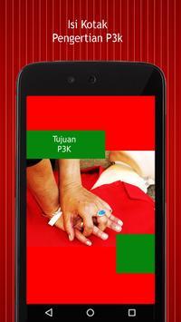 Isi Kotak & Pengertian P3K apk screenshot