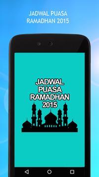 Jadwal Puasa Ramadhan 2015 poster