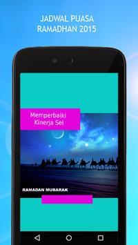 Jadwal Puasa Ramadhan 2015 apk screenshot