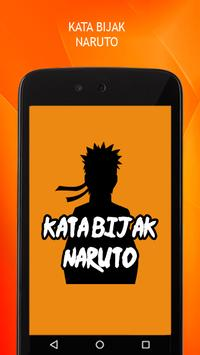 Kata Kata Bijak Naruto poster