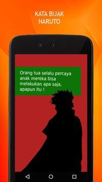 Kata Kata Bijak Naruto apk screenshot