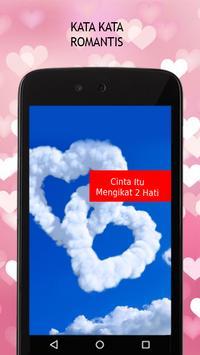 Kata Kata Cinta Romantis apk screenshot