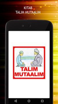 Kitab Talim Mutaallim Terjemah poster