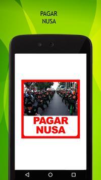 Pagar Nusa poster