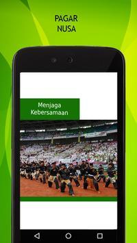 Pagar Nusa apk screenshot