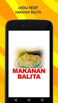 Resep Makanan Balita apk screenshot
